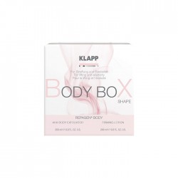BODY BOX SHAPE  2 x 200 ml